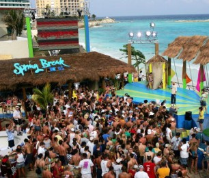 Springbreak Cancun