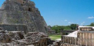 Maya-beschaving op het schiereiland Yucatán