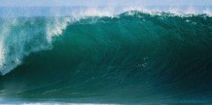 Puerto Escondido is een geweldige surfplek