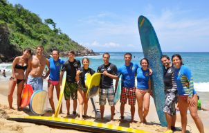 Golfsurfen in Mexico? De beste surfspots!