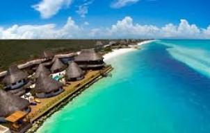 De top 4 eilanden van Mexico