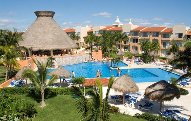 Hotel Viva Wyndham Azteca Playa del Carmen